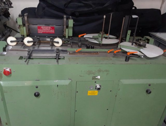 Sickinger ASP 13 Automated Punch Binding Machine