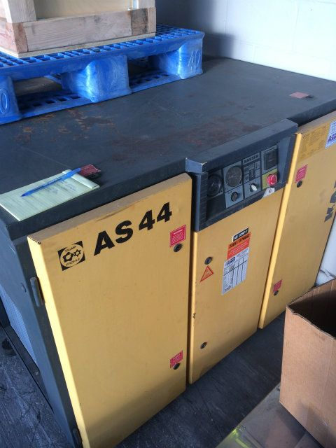 Kaeser AS44 40 HP Rotary Screw Air Compressor