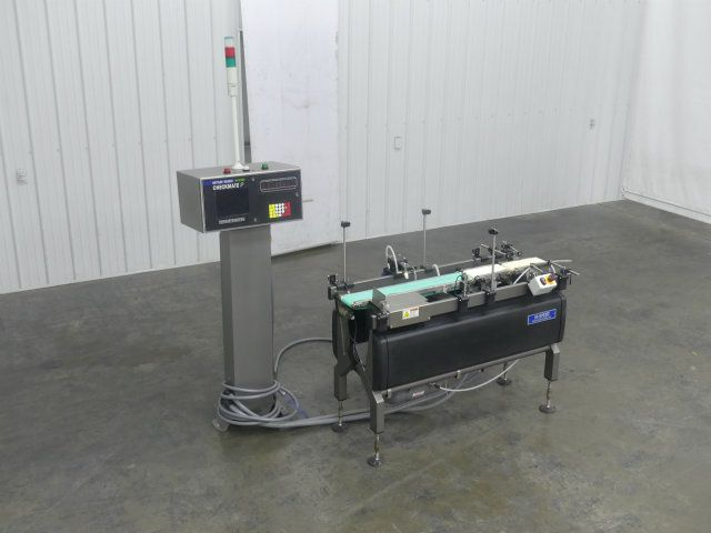 Mettler-Toledo Hi-Speed Checkmate 2 Checkweigher