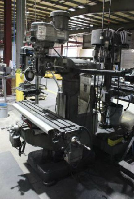Bridgeport Series I Mill With 48 Inch Table