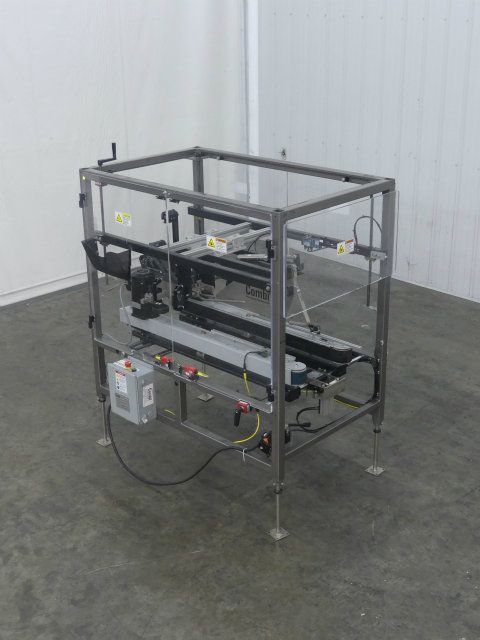 Combi Packaging TB1 Tape Case Sealer 2 In Top Head