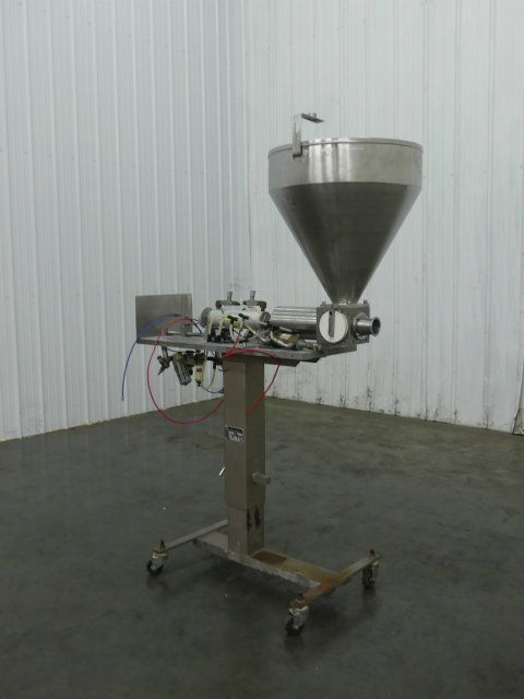 Colborne PF Pneumatic Piston Filler with Hopper
