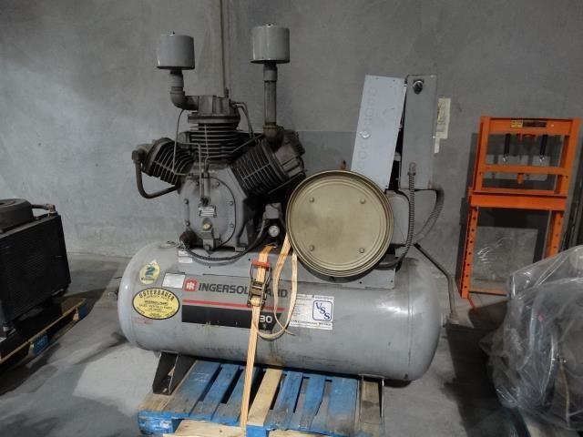 Ingersoll-Rand T-30 60 Gallon 10 HP Air Compressor