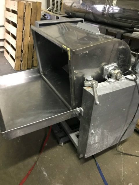 Tortilla Depot MQ240 55 Gallon Tilt Paddle Mixer