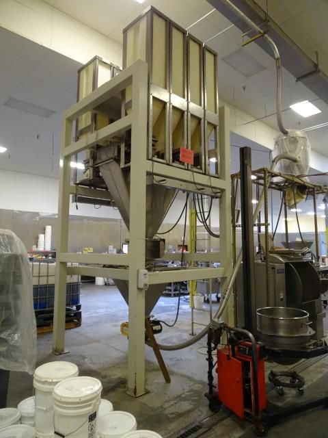Rice Lake Weighing Systems Vertical Filler