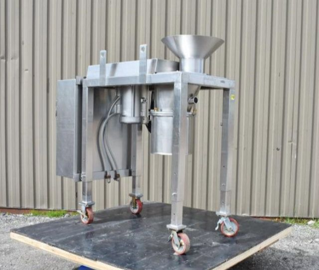 Quadro Comil 196 Sanitary Stainless Steel Mill