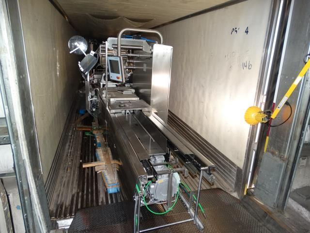 Multivac R245 Thermoform Packaging Machine