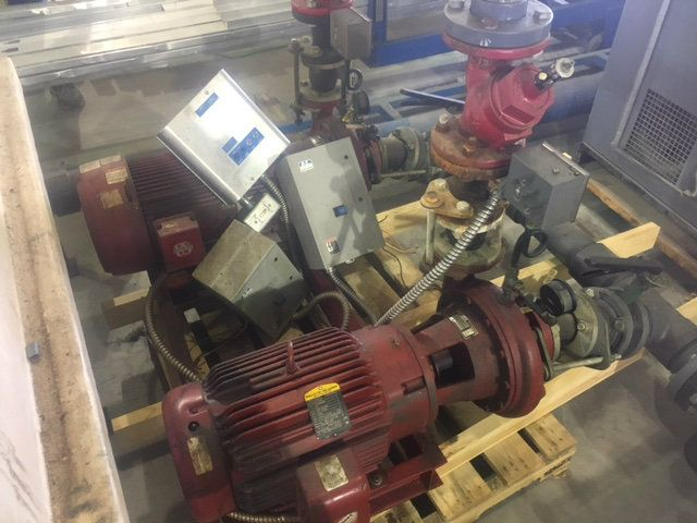 Bell and Gossett 1531 2BC Base Centrifugal Pump