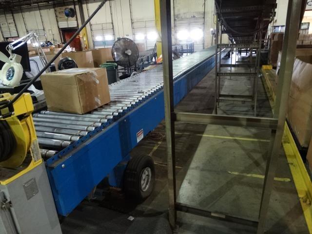 Best Conveyors Belt Driven Live Roller 29