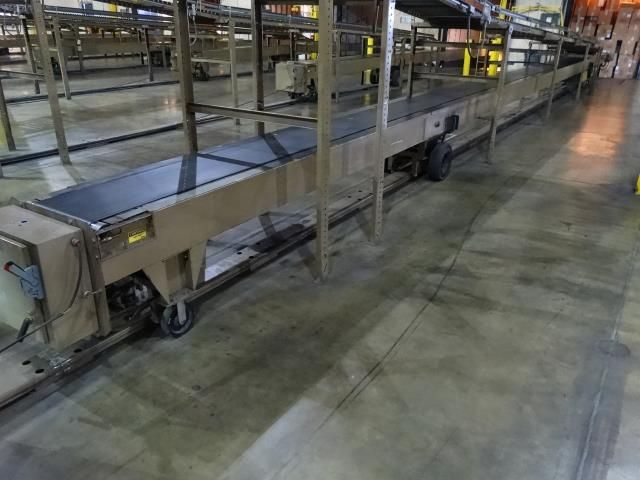 Mathews CP-439X Case Belt Conveyor 18