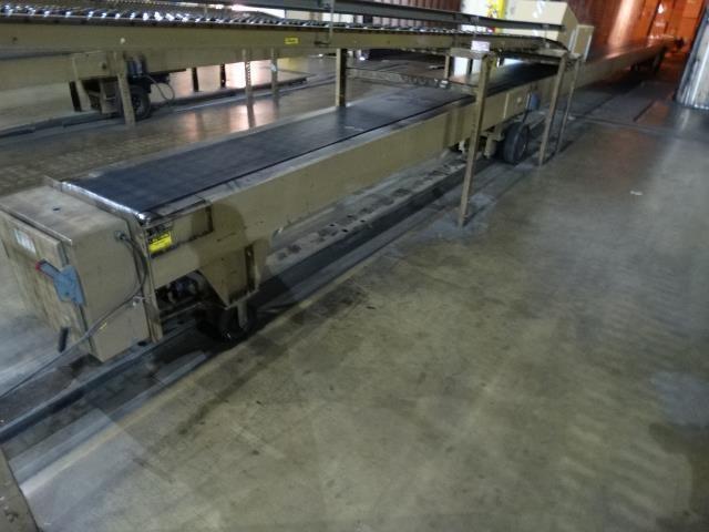 Mathews CP-4390 Case Belt Conveyor 18