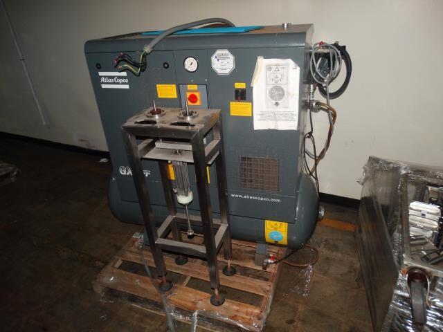 Atlas Copco GX5 FF Rotary Screw Compressor