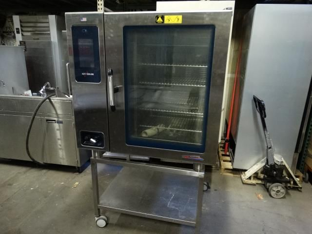 Alto-Shaam CTP10-20EVH Electric 11 Pan Oven