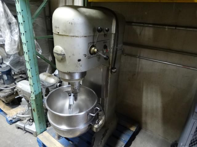 Hobart M802 80 Quart 4 Speed Planetary Mixer
