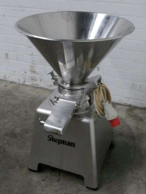 Stephan Microcutter MC15 Emulsifier Cutter Mixer