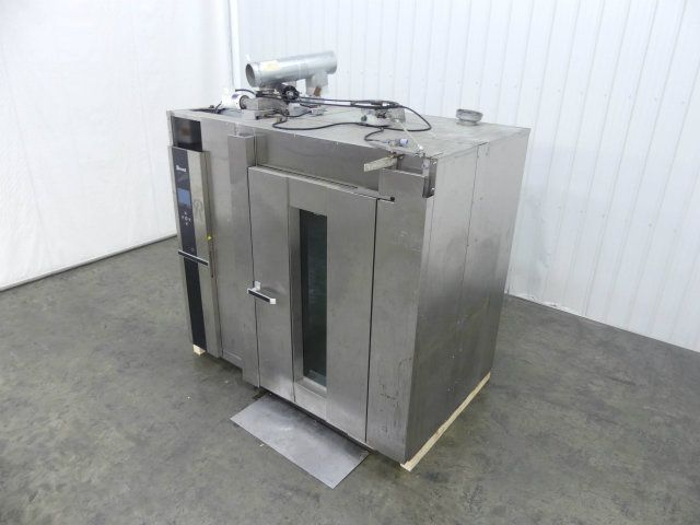 Revent 620 G CGU Double Rack Natural Gas Oven