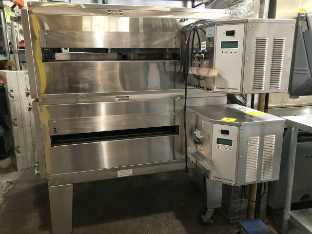 Lincoln 3255 SS Impinger Conveyorized Tunnel Oven