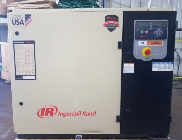 Ingersoll-Rand UP6S-20-125 Air Compressor 20 HP