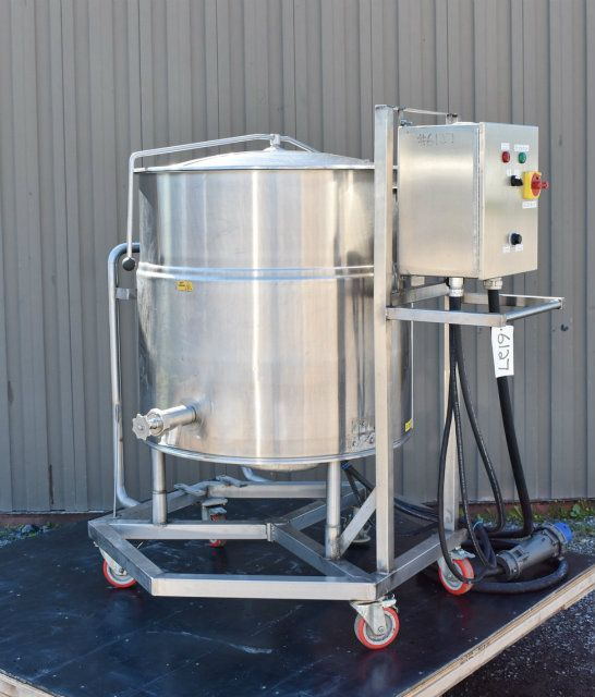 Cleveland 80 Gallon SS Jacketed Electric Kettle