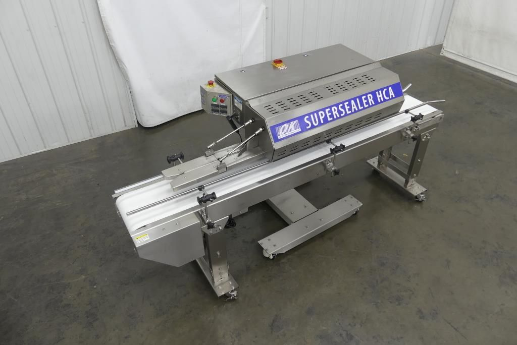 OK International SuperSealer HCA Bag Sealer