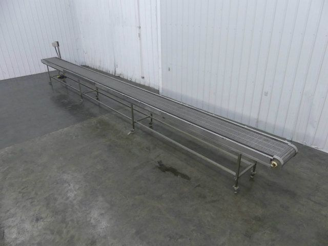 Laughlin Stainless Steel Conveyor 20