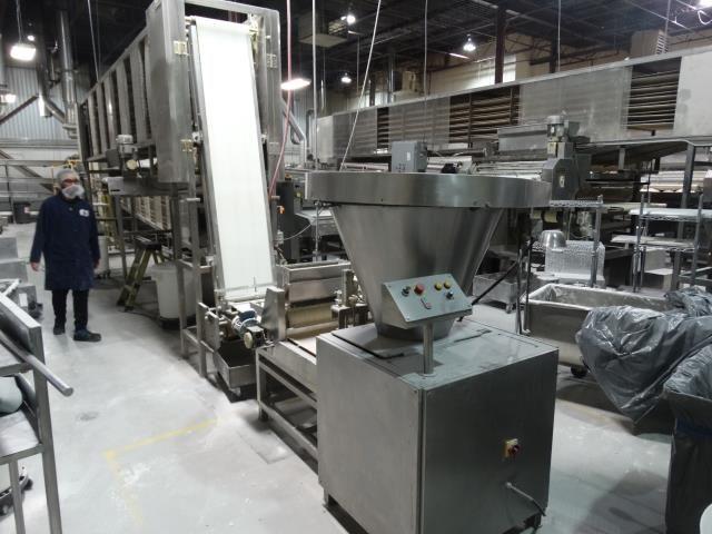 Farhat Bakery Equipment Pita Bread Complete Line