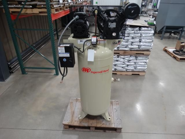 Ingersoll-Rand 2340 Two Stage Air Compressor