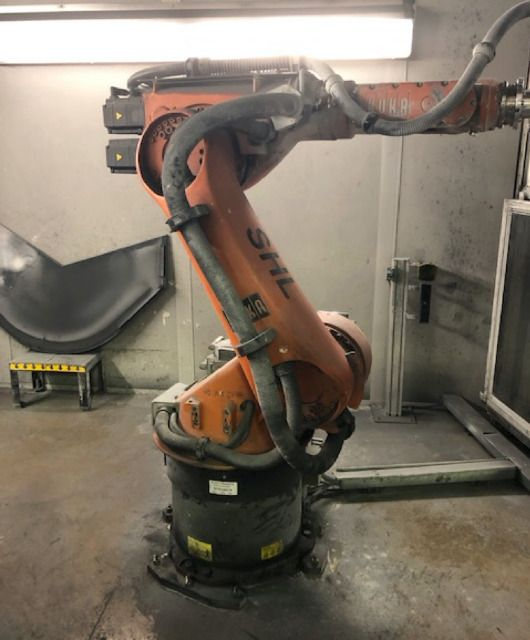 Used KUKA Robotics KR 60L30-3 6 Axis Robotic Arm
