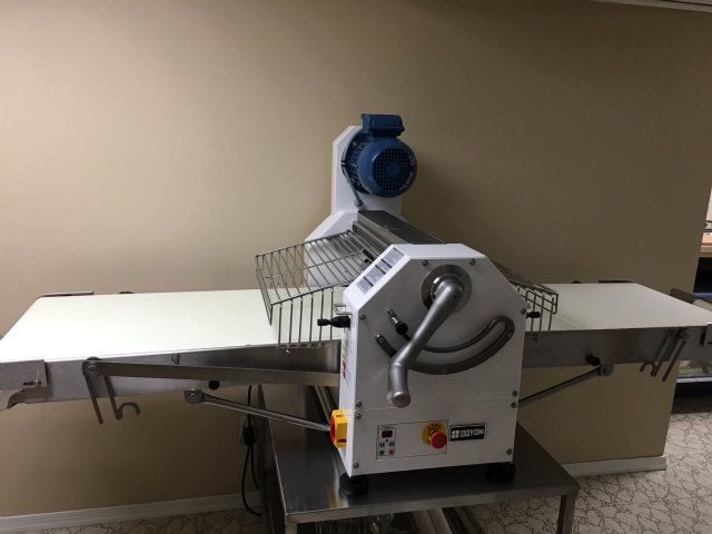 Prime Used Doyon Lsa520 Reversible Table Top Dough Sheeter Home Interior And Landscaping Ologienasavecom