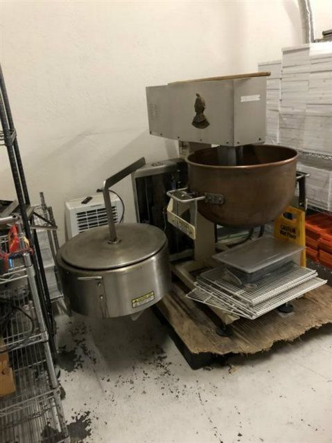 Savage Bros 3320 Fire Mixer with Electric Stove
