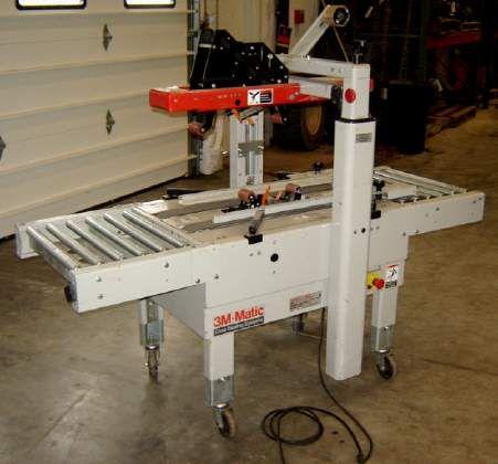 3M Matic Case Sealer Model 200A Adjustable