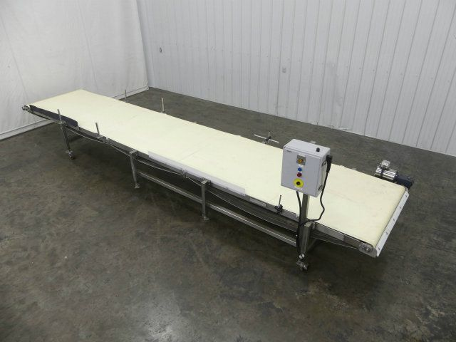 Stainless Steel Wash-down Conveyor 45