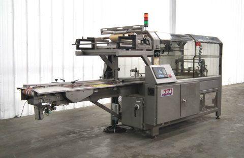 APM Model ML3-18 Inline Shrink Wrapper