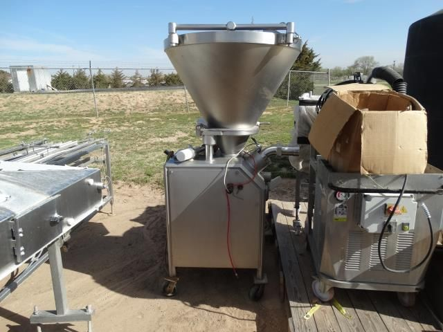 Vemag R 500 Twin Screw Automatic Extruder