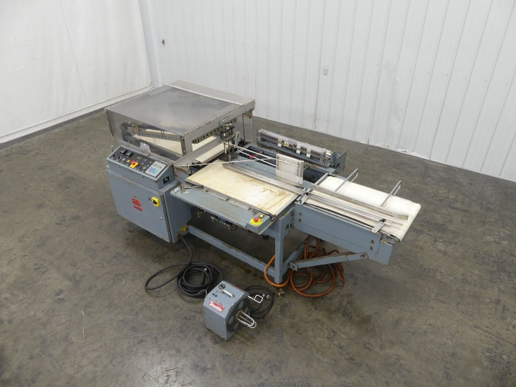 Shanklin A27A Automatic L-Bar Sealer