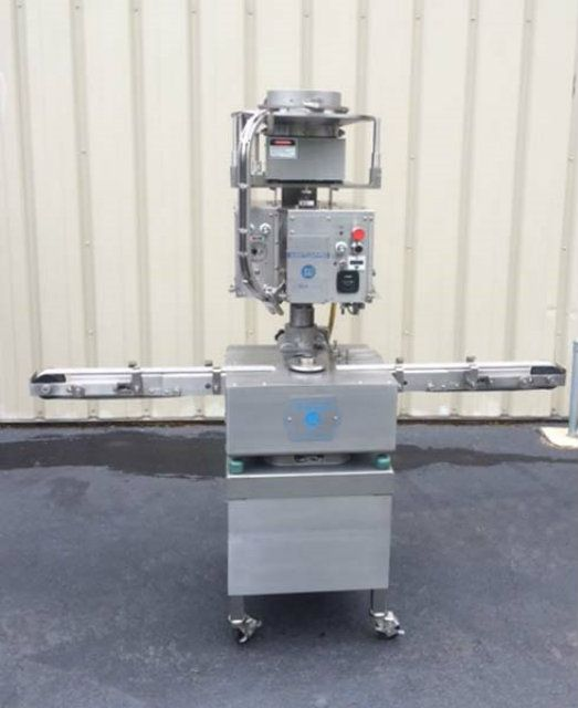 West Automatic Single Head ROPP Capper