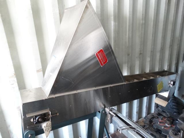 Kaps-All FS-B Cleated Incline Conveyor 8