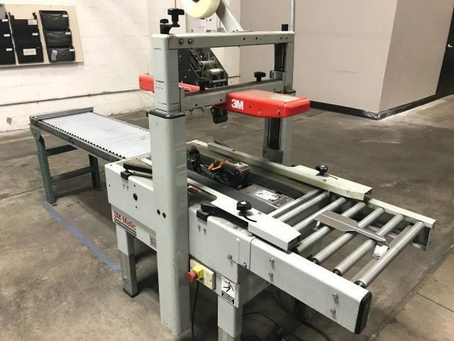 3M 200A Adjustable Top and Bottom Case Sealer