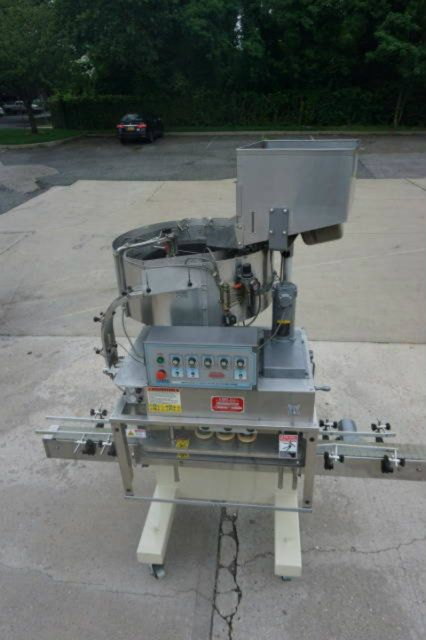 Kaps All A 6 Spindle Capping Machine