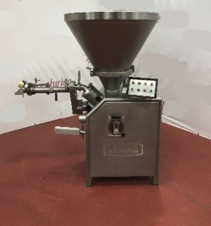 Vemag Robot 500 Vacuum Stuffer with Linker