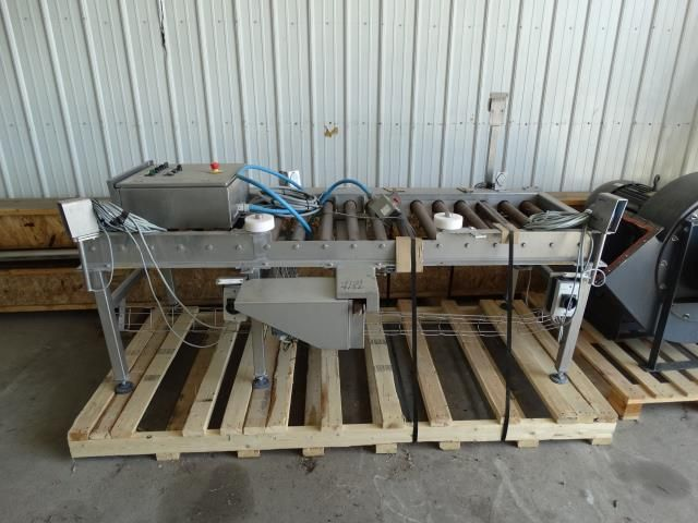 Chain Driven Live Roller Conveyor 26