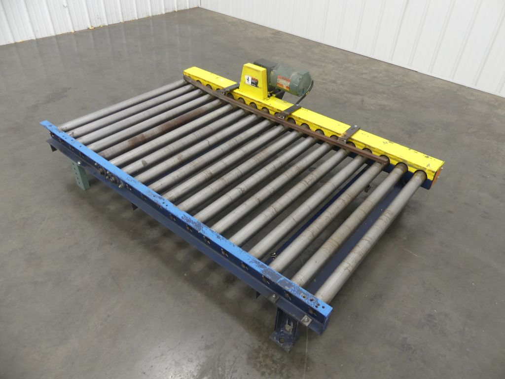 Chain Driven Live Roller Conveyor 77