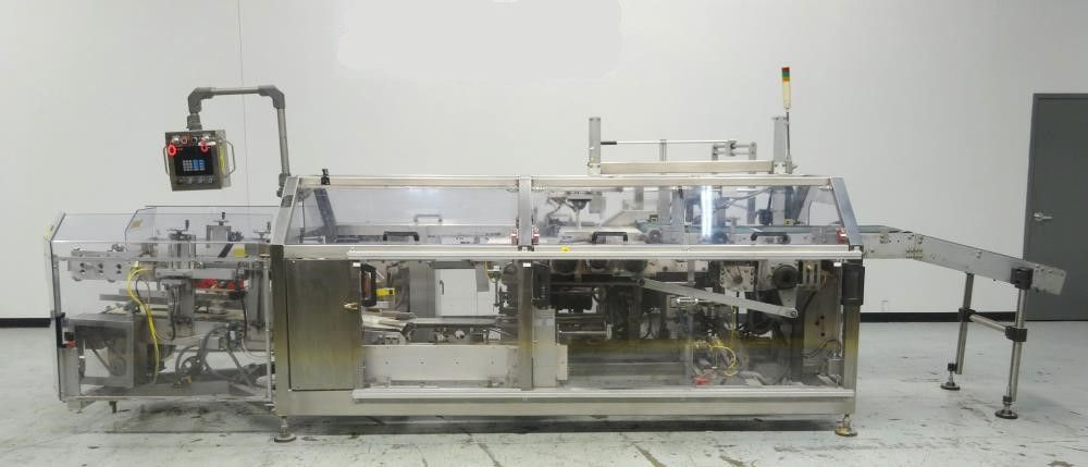 Fallas NDX 220 KR7 Automatic Case Packer