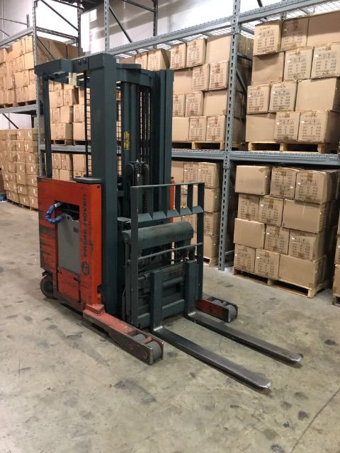 BT Prime Mover RR45 Stand Up Forklift with Charger