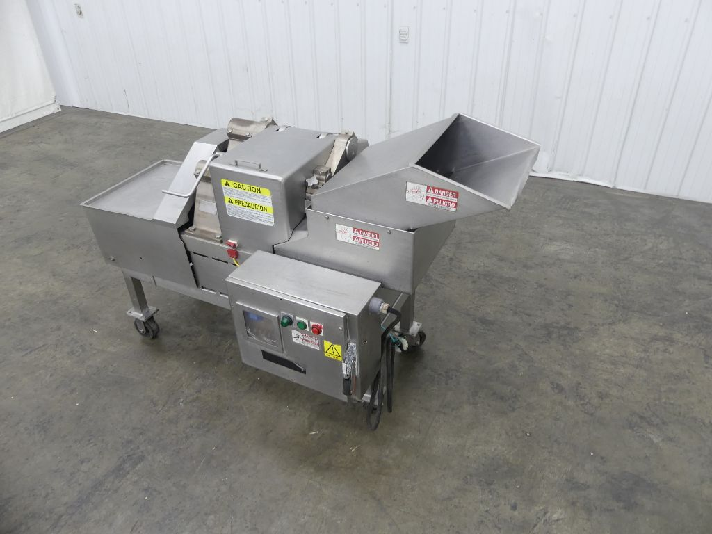 Urschel GA Stainless Slicer Strip Cutter and Dicer