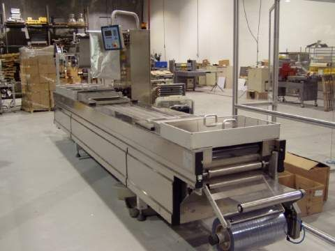 Multivac R230 Vacuum Packager