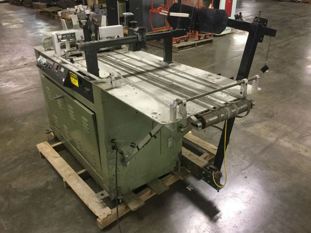 Kirk Rudy 215 Shuttle Feeder and Vacuum Transport