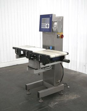 Garvens E3 Three Belt Checkweigher