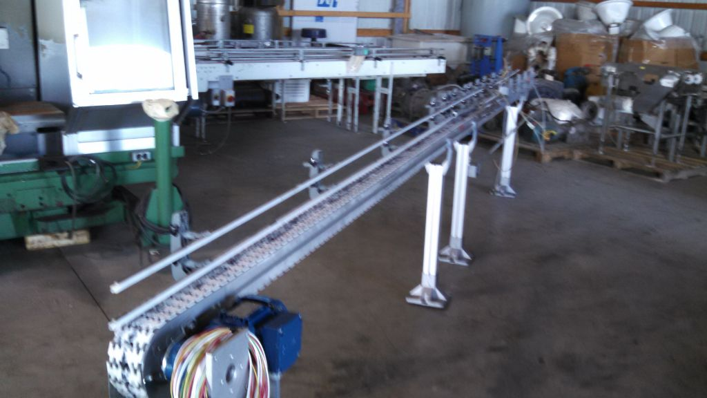 Automatic Feeder Co Sectional Conveyor 325