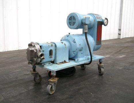 Waukesha 015 Pump